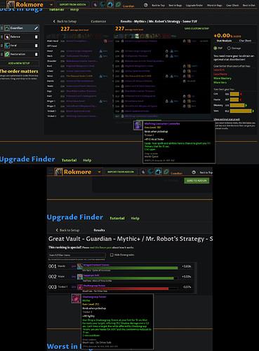 AMR - Guardian Optimization