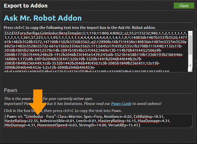 Pawn Addon Guide - Tutorials - Ask Mr  Robot